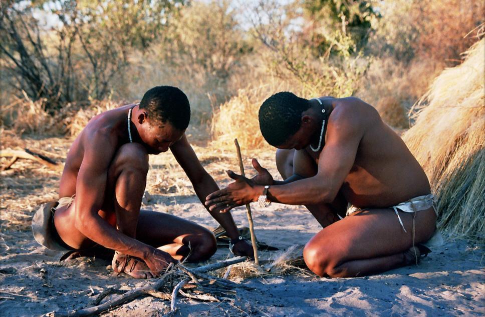 Bushmen San PTE KHOIKHOI SWT